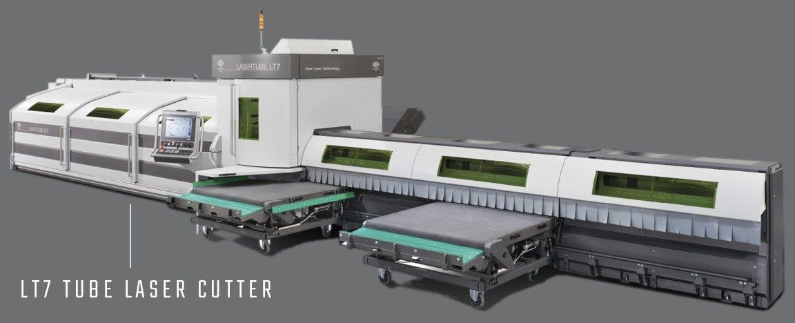 LT7 Laser Tube Cutter