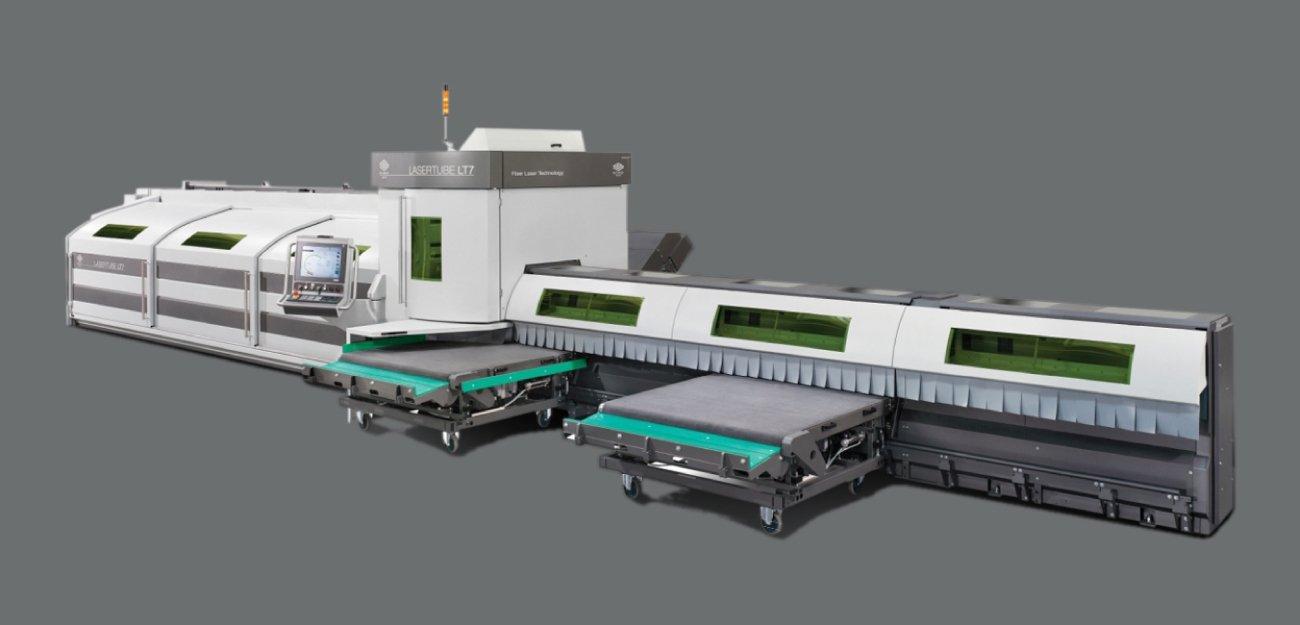 LT7 Laser Tube Cutter 2